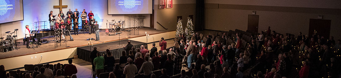 Dec 24 - Christmas Eve Candlelight Service